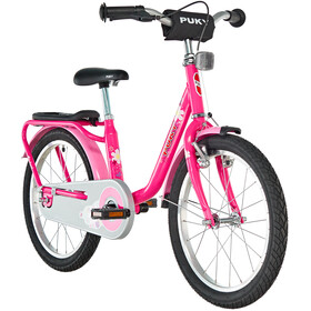 "Puky Z 8 Bicycle 18"" Kids lovely pink"